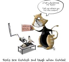 Ticklish Rats by EpicLabTime