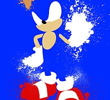 Splatter Sonic by biskh