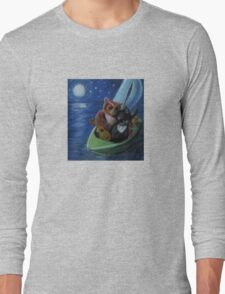 The Owl and the Pussycat Long Sleeve T-Shirt