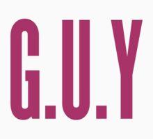 G.U.Y by Greg21