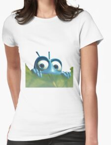 A Bug's Life. Womens Fitted T-Shirt