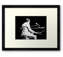 Jools Holland Framed Print