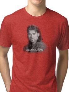 Billy Ray Cyrus Sweet Niblets  Tri-blend T-Shirt