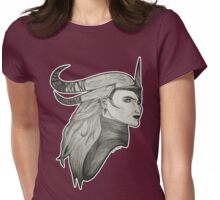 Mythal Womens Fitted T-Shirt