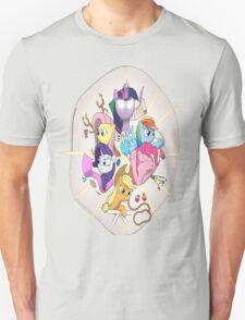 Mane 6 Shirt T-Shirt