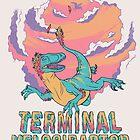 Terminal Velociraptor (Version 2) by Nathan Joyce