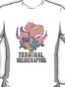 Terminal Velociraptor (Version 2) T-Shirt