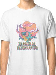 Terminal Velociraptor (Version 2) Classic T-Shirt