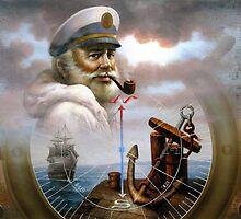 Sea Captain 7 by Yoo Choong Yeul