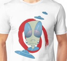 Brainy Invasion Unisex T-Shirt