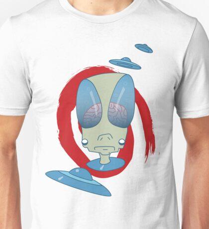 Brainy Invasion Unisex T-Shirt