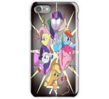 Mane 6 Phone Cases iPhone Case/Skin