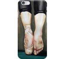 Ballet feet iPhone Case/Skin