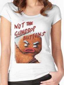 Gingy Gumdrop Women's Fitted Scoop T-Shirt