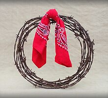 Barbed Wreath by CathyS