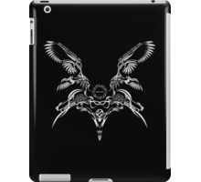 Noel Vermillion Crest  iPad Case/Skin