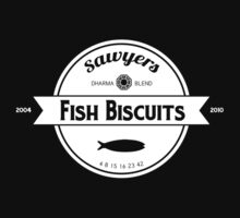 Sawyer's Fish Biscuits T-Shirt