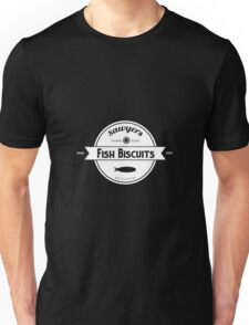 Sawyer's Fish Biscuits Unisex T-Shirt