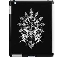 Hakumen Crest iPad Case/Skin
