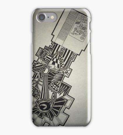 NES iPhone Case/Skin