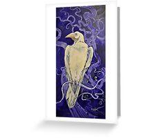 Rainbird Greeting Card
