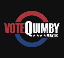 VOTE OR JOE DIAMOND QUIMBY by StuntmanSS