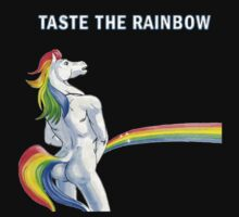 Taste The Rainbow by bestbenigerian