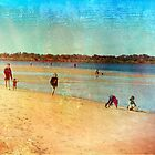 Summer Holiday Richmond River Ballina by KarenEaton