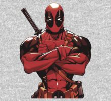 Deadpool by Jason333