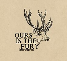 House Words - Baratheon by kreckmann