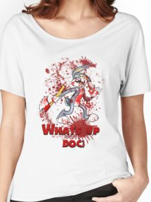 Bugs Bloody Women's Relaxed Fit T-Shirt