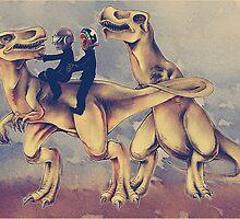 Daft Dinos by Catus