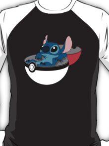 Stitch Pokeball T-Shirt