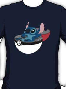 Stitch Pokeball T-Shirt