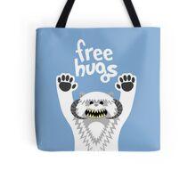 Monster Hugs Tote Bag