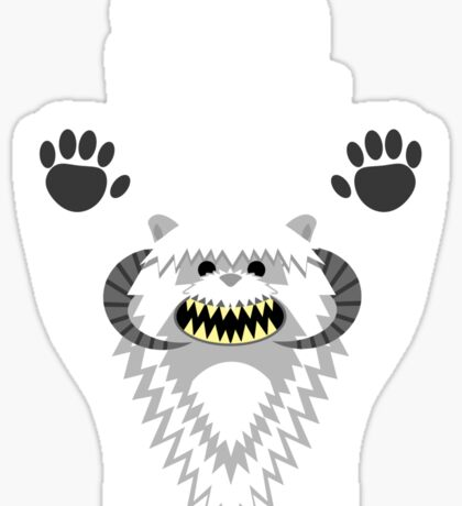 Monster Hugs Sticker
