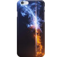 Energy Clash! iPhone Case/Skin