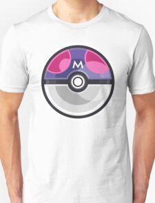 Pokemon Master Ball T-Shirt