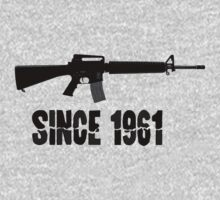 M16 SINCE 1961 by StuntmanSS