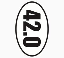 42.0 - European Style Country Code Sticker by fohkat