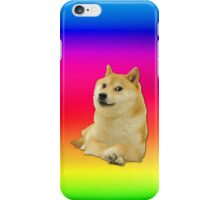 Doge phone case iPhone Case/Skin