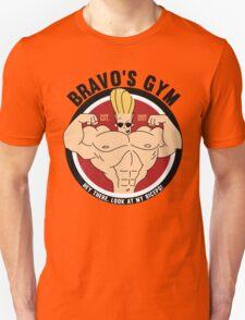 Bravo's Gym Unisex T-Shirt
