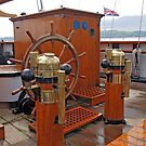 On Board RRS Discovery by kalaryder