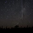 Comet Lovejoy by Matt Fricker Photography