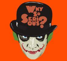 A Clockwork Joker - Serious Droog T-Shirt
