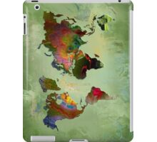 Green Planet iPad Case/Skin