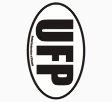 United Federation of Planets - European Style Oval Country Code Sticker by fohkat