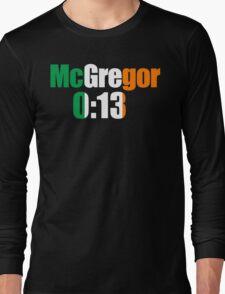 McGregor 0:13 Long Sleeve T-Shirt