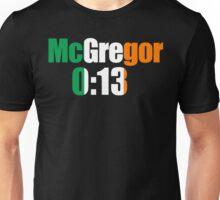 McGregor 0:13 Unisex T-Shirt