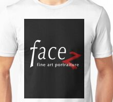 FACEZ Fine Art Portraiture Unisex T-Shirt